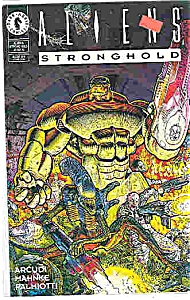 Aliens stronghold - Dark Horse comics -# 4 Sept.94 (Image1)