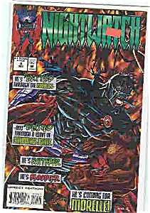 Nightwatch - Marvel comics - # 9  Dec. 1994 (Image1)