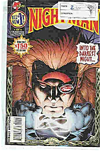 Night Man - Malibu comics -No. 1   - 1995 (Image1)