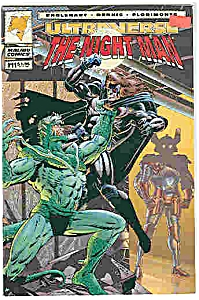 The Night Man - Malibu comics - # ll August`1994 (Image1)