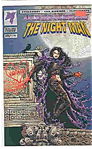 The Night Man - Malibu Comics - # 13   1994 (Image1)