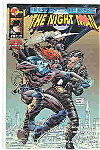 The Night Man - Malibu Comics - # 14 Nov. 1994 (Image1)