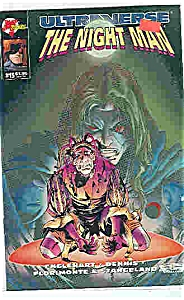 The Night Man - Malibu comics - # 15  Dec.1994 (Image1)