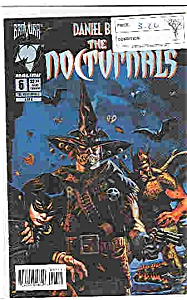 The Nocturnals - Malibu Comics - # 6  August 1995 (Image1)