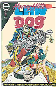 Law Dog - Epic comics - # l  May 1993 (Image1)