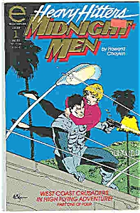 Midnight Men - Epic comics = # l June 1993 (Image1)