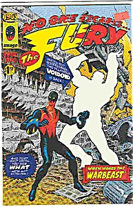 The Fury - Image comics - Book two - May 1993 (Image1)