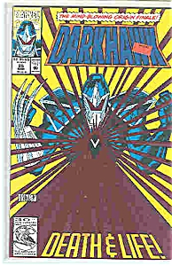 Darkhawk - Marvel comics - # 25 March 1993 (Image1)