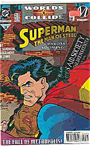 Superman =- DC comics - # 35  July 1994 (Image1)