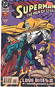 Superman - DC comics - # 42   March 1995 (Image1)
