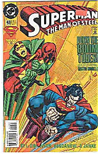 Superman - DC comics - # 43  April 1995 (Image1)