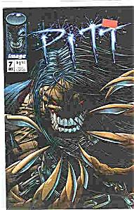 PITT - Image comics - # 7 Dec.1994 (Image1)