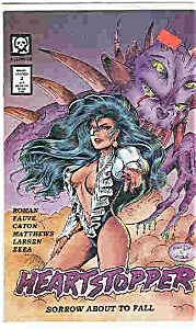 Heartstopper - Millennium comics - # 2   1994 (Image1)