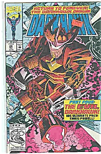 Dark Hawk - Marvel comics - # 24 Feb. 1993 (Image1)