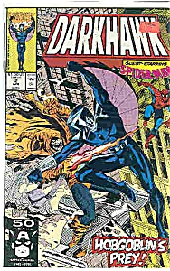 Darkhawk - Marvel comics - # 2 April 1991 (Image1)