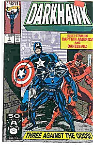 Darkhawk - Marvel comics - # 6 Aug. 1991 (Image1)