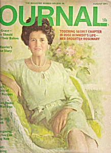 Ladies Home Journal magazine -= August 1971 (Image1)