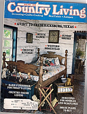 Country Living May 1984 (Image1)