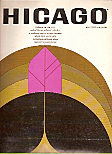 Chicago magazine -  April 1970 (Image1)