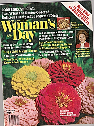 Woman's Day -  April 27, 1982 (Image1)