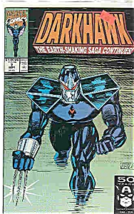 Darkhawk - Marvel comics - # 7 Sept. 1991 (Image1)