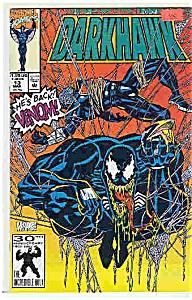 Darkhawk =- Marvel comics - # 13  March 1992 (Image1)