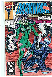 Darkhawk - Marvel comics - # 8 Oct. 1991 (Image1)