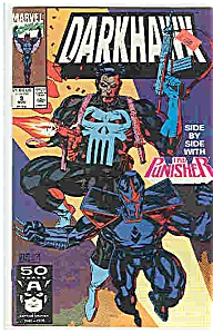 Darkhawk - Marvel comics - # 9 Nov. 1991 (Image1)