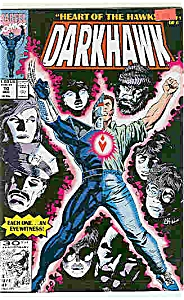 Darkhawk - Marvel comics - # 10 Dec. 1991 (Image1)