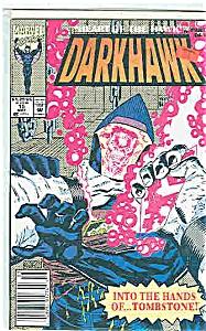 Darkhawk - Marvel comics - # 15  May  1992 (Image1)