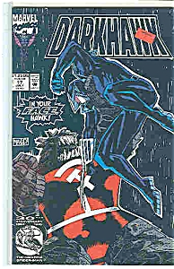 Darkhawk - Marvel comics - # 17  July 1992 (Image1)