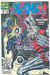 Darkhawk - Marvel comics - # 18 Aug. 1992 (Image1)