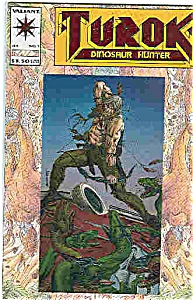 Turok-Dinosaur Hunter - #l July 1993  Valiant comics (Image1)