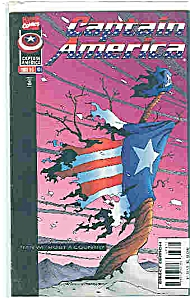 Captain America -Marvel comics - # 451 May 1996 (Image1)