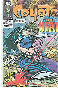 Coyote - Epic comics - # 11 MARCH  1985 (Image1)