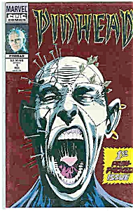 Pinhead  =Marvel - Epic comics # l Dec. 1993 (Image1)