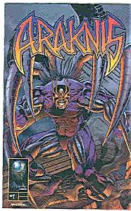 Araknis - Mystic comics -  # l   Special edition (Image1)