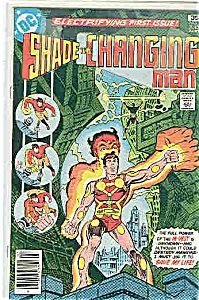 Shade the Changing Man-DC comics -# 1 July 1977 (Image1)