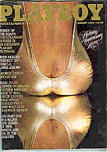 Playboy Magazine - January 1982 (Image1)