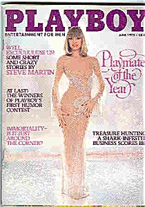 Playboy Magazine - June 1979 (Image1)