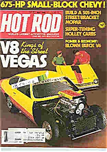 Hot Rod Magazine - May 1980 (Image1)