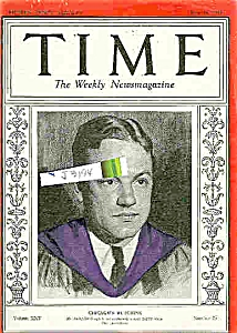 1935 TIME MAGAZINE JUNE 24 HUTCHINS GERMANY (Image1)