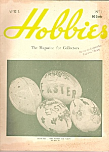 Hobbies magazine -  April 1971 (Image1)