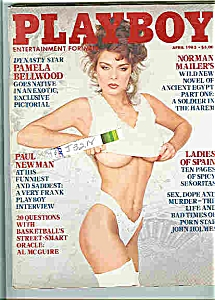 Playboy Magazine - April 1983 (Image1)