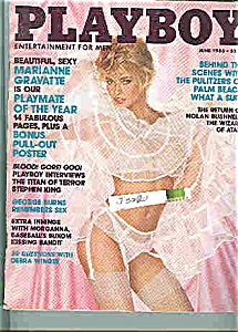 Playboy magazine - June 1983 (Image1)