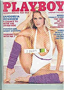 Playboy magazine = September 1983 (Image1)