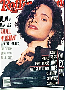 Rolling Stone Magazine March 18, 1991