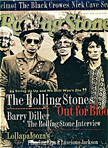 Rolling Stone Magazine- August 25, 1994