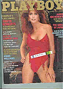 Playboy Magazine - October 1982 (Image1)