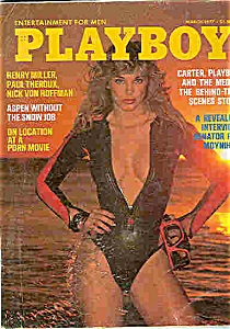 P:layboy magazine  March 1977 (Image1)